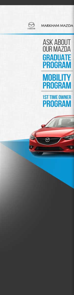 Ask about our Mazda programs.